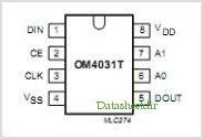 OM4031T pinout,Pin out