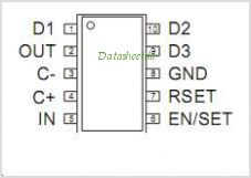 AAT3193IJQ-2-T1 pinout,Pin out