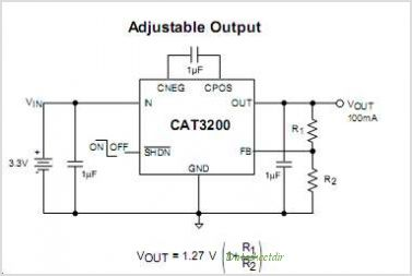 CAT3200TDI-T3 circuits