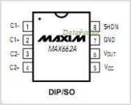 MAX662A pinout,Pin out