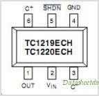 TC1219 pinout,Pin out