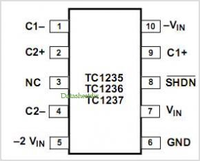 TC1237 pinout,Pin out