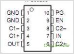 TPS60203 pinout,Pin out