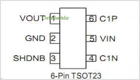 ZD3210 pinout,Pin out