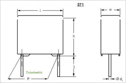 MKT371 pinout,Pin out
