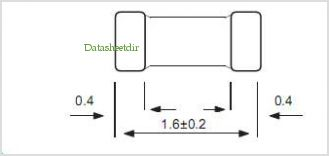 ICL1608-1N0M pinout,Pin out