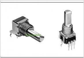 RK09L1240A12 pinout,Pin out