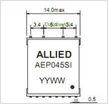 AEP045SI pinout,Pin out