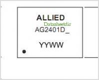 AG2401DS pinout,Pin out