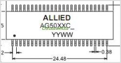 AG5001CI pinout,Pin out