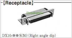 DX31A-36S-SG pinout,Pin out