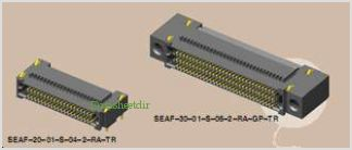 SEAF-20-01-S-04-2-RA-TR pinout,Pin out