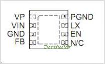 AAT1121IPS-0.6-T1 pinout,Pin out