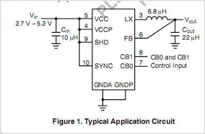 NCP1508 circuits