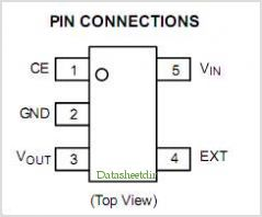 NCP1550 pinout,Pin out
