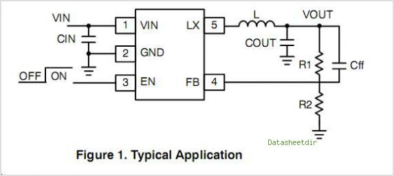 NCP9001 circuits