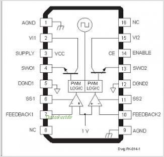 SPI-8001TW pinout,Pin out