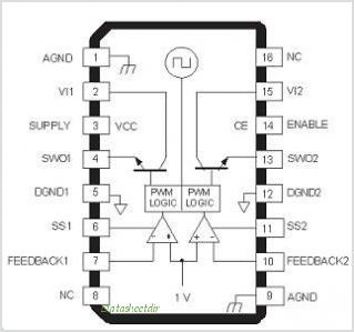 SPI-8002TW pinout,Pin out