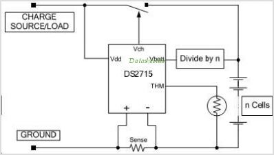 DS2715 circuits