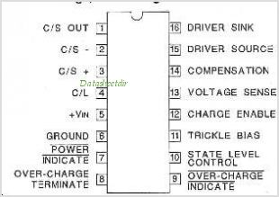 UC3906 pinout,Pin out