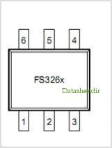 FS326 pinout,Pin out