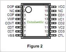 S-8233BAFT-TB-G pinout,Pin out