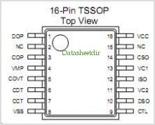 S-8233C pinout,Pin out
