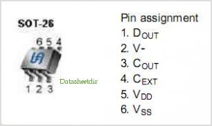 TS2207A pinout,Pin out