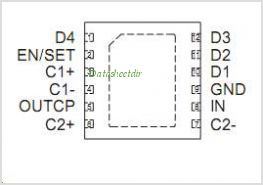 AAT3166IWP-T1 pinout,Pin out