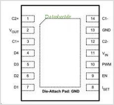 LM27952SD pinout,Pin out
