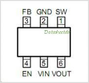 MIC2289-24BML pinout,Pin out