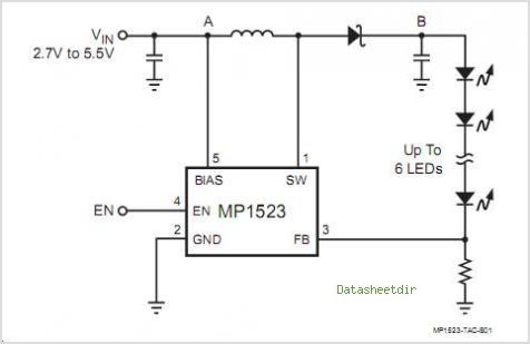 MP1523DT circuits