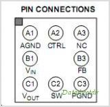 NCP5010 pinout,Pin out