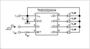 TK60022AM4G0L circuits
