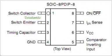 NCP3066 pinout,Pin out