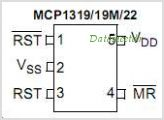 MCP1319M pinout,Pin out