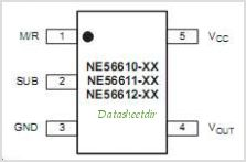NE56610 pinout,Pin out