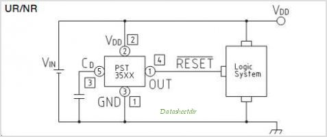 PST3560 circuits