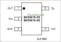 SA56615-XX pinout,Pin out