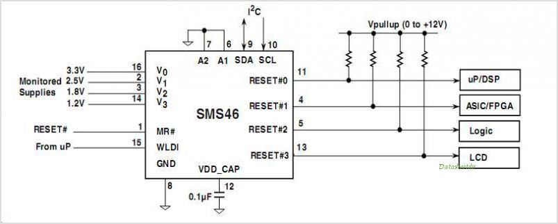 SMS46 circuits