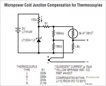 LT1004CS8-1.2-PBF circuits