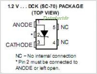 LM4041D pinout,Pin out