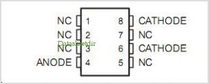 LT1004CLPM-2-5 pinout,Pin out
