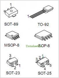 TL431LK-SM1-T pinout,Pin out
