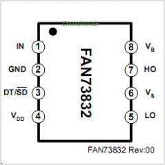 FAN73832 pinout,Pin out