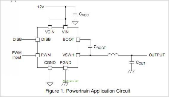 FDMF6700 circuits