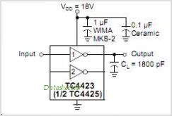 TC4423EOE circuits