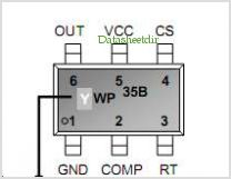 LD7535B pinout,Pin out