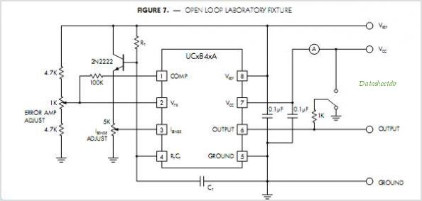 UC3842AM circuits