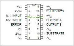SG2731 pinout,Pin out